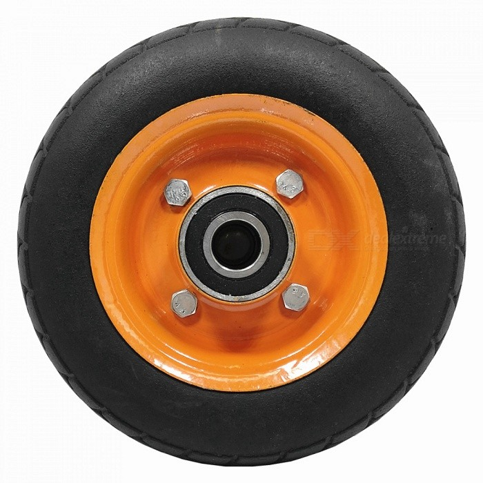 Explosion-proof 8-inch 20cm Solid Rubber Wheel for Wheelbarrow / Hand-pushed Trailer