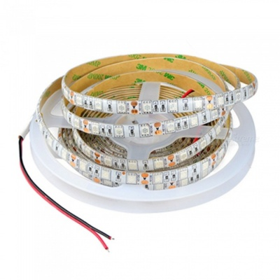 ZHAOYAO 5m 60-LED/m Waterproof 3 x Red Light & 1 x Blue Light LED Plant Grow Light Strip