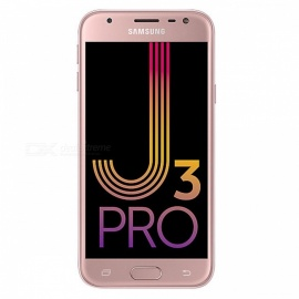 Samsung Galaxy J3 Pro 2017 J330GDS Dual SIM Mobile Phone with 2GB RAM, 16GB ROM - Gold