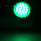 E27 18-LED Green Light Bulb (110V)
