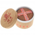 Aromatic Natural Essential Incense Sticks with Holder - Sandalwood