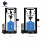 ANYCUBIC Linear Plus Half of Assembled 3D Printer Set with Auto Leveling (US Plug)