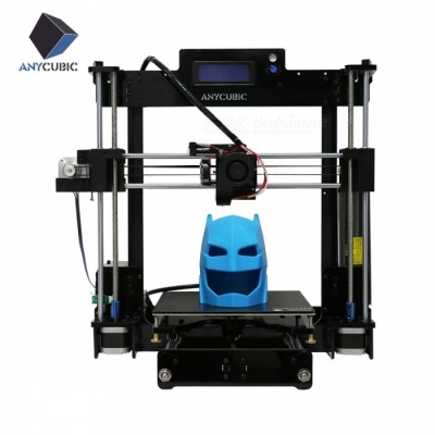 Anycubic High Precision 3D Printer Impresora DIY Kit w/ Ultrabase Platfrom (US Plug)