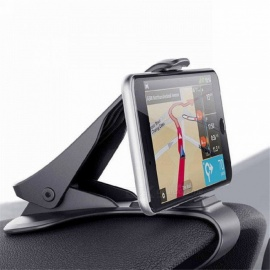 Universal Car Dashboard Mount Holder Stand HUD Design Cradle for Cell Phone, GPS