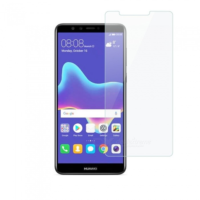 Dayspirit Tempered Glass Screen Protector for Huawei Y9 (2018)