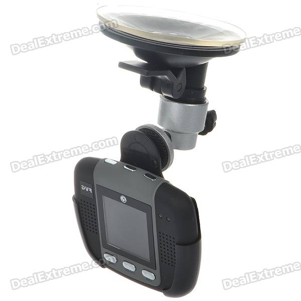 1.3M Pixel Vehicle Mount Video Recorder/Camcorder with TF Card Slot
