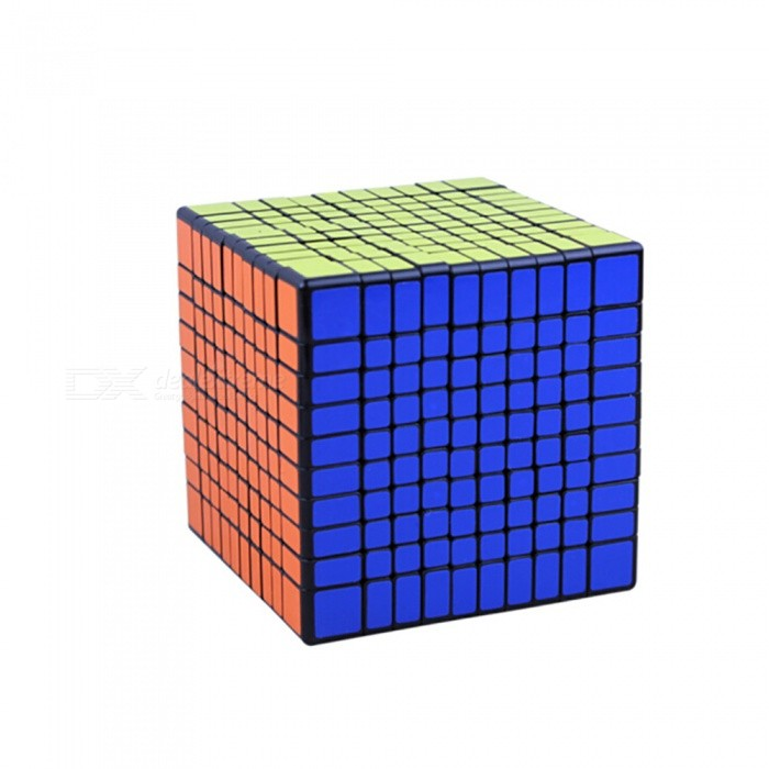 ShengShou 102mm 10x10x10 Speed Smooth Magic Cube Finger Puzzle Toy