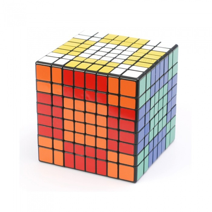 ShengShou 84mm 8x8x8 Speed Smooth Magic Cube Finger Puzzle Toy