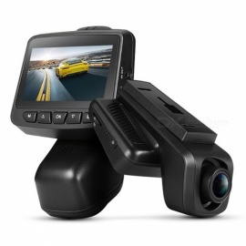 ENKLOV Hidden Car DVR Camera Camcorder Dash Cam G-sensor WDR APP IPS Screen 1080P Video Recorder A307 WiFi