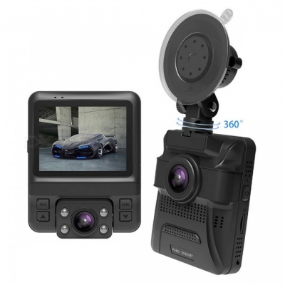 ENKLOV GS65H Original Mini Dual Lens Car DVR 2.4