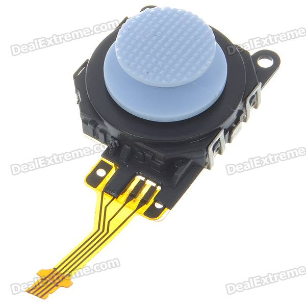 Repair Parts Replacement 3D Analog Joystick for PSP 3000 - Blue