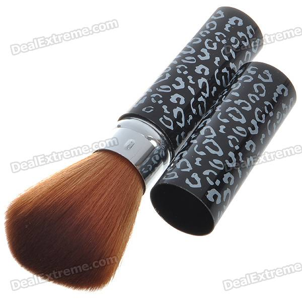 Professional Make-up Foundation Soft Brush (Black)