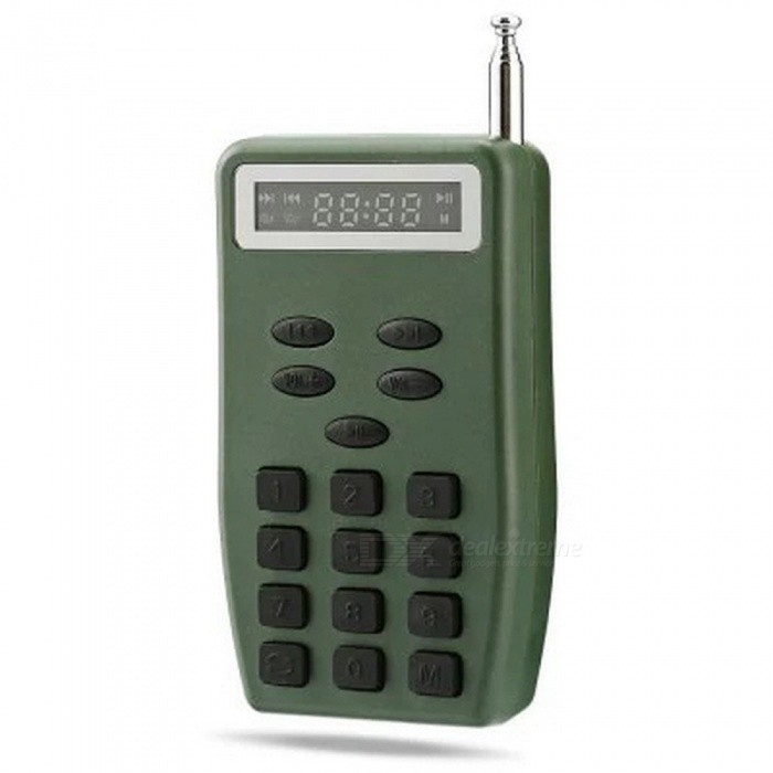 CP-387 100m Electronic Hunting Decoy MP3 Bird Caller Sound Player