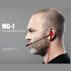 Xiberia MG-1 In-ear Stereo Gaming Earphone with Removable Microphone, PC Gamer Headset for Mobile Phone Computer PS4 Xbox