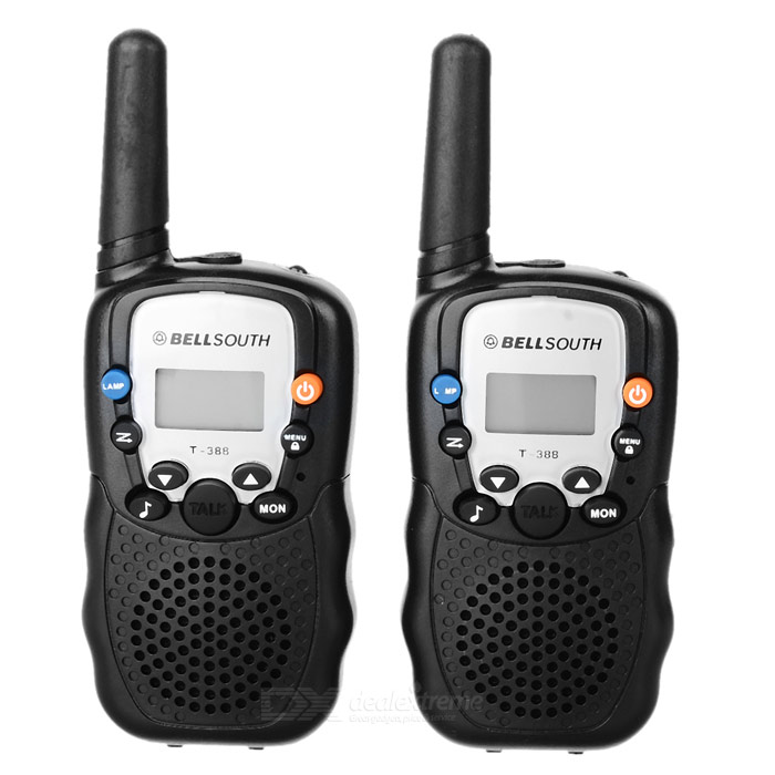 Bellsouth 22-Channel FRS Walkie Talkie (2-Pack)
