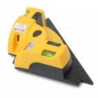 ZHAOYAO 90 Degree Laser Angle Line Instrument for Wall Tile Applying without Batteries - Yellow
