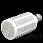 E27 10W 6500K 166-LED 1050-Lumen White Light Lamp Bulb (220V)