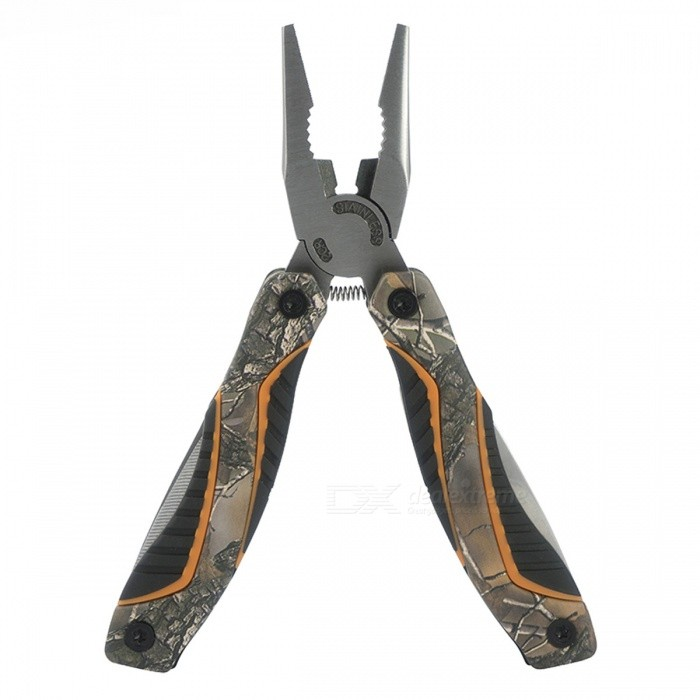 AceCamp 2564 13-in-1 Multi Tools Plier, High Quality Steel File ...