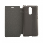 OCUBE Protective Flip-open PU Leather Case for Cubot note plus 5.2 Inches - Black