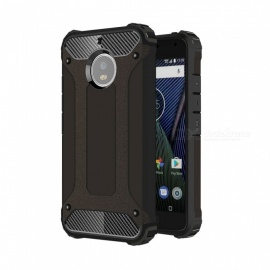 Dayspirit King Kong Armor Style Shockproof Anti-Scratch Protective Back Cover Case for Motorola Moto G5s