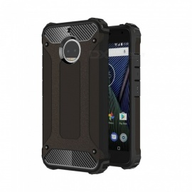 Dayspirit King Kong Armor Style Shockproof Anti-Scratch Protective Back Cover Case for Motorola Moto G5s Plus
