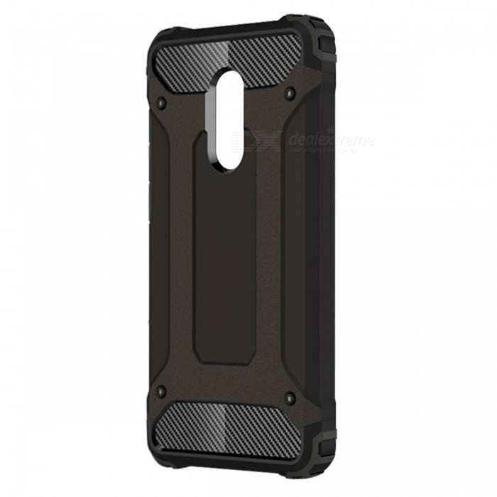 ... Dayspirit Armor Style Shockproof Anti-Scratch Protective Back Cover Case for Xiaomi Redmi Note 4