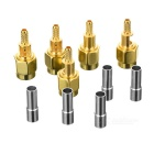 SMA 1.5 DIY Connector Plug (5-Pack)