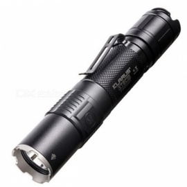 KLARUS XT2CR CREE XHP35 HD E4 1600LM Super Bright LED Flashlight - Black