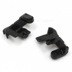 1 Pair of Mobile Phone Game Fire Button Shooting Trigger Set for PUBG Rules of Survival