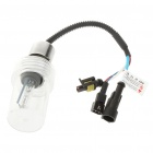 H6 8000K 3500-Lumen Super Vision Xenon HID Motorbike White Light Headlamp Kit