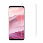 Dayspirit Full Screen Curved Tempered Glass Film Screen Protector for Samsung Galaxy S8+, S8 Plus - Transparent