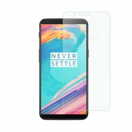 Dayspirit Tempered Glass Screen Protector for OnePlus 5T, 1+5T - Transparent