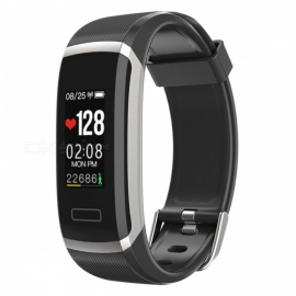 GT101 Waterproof Bracelet 24 Hours Heart Rate Monitoring Fitness Tracker Bluetooth Smart Watch for Sport