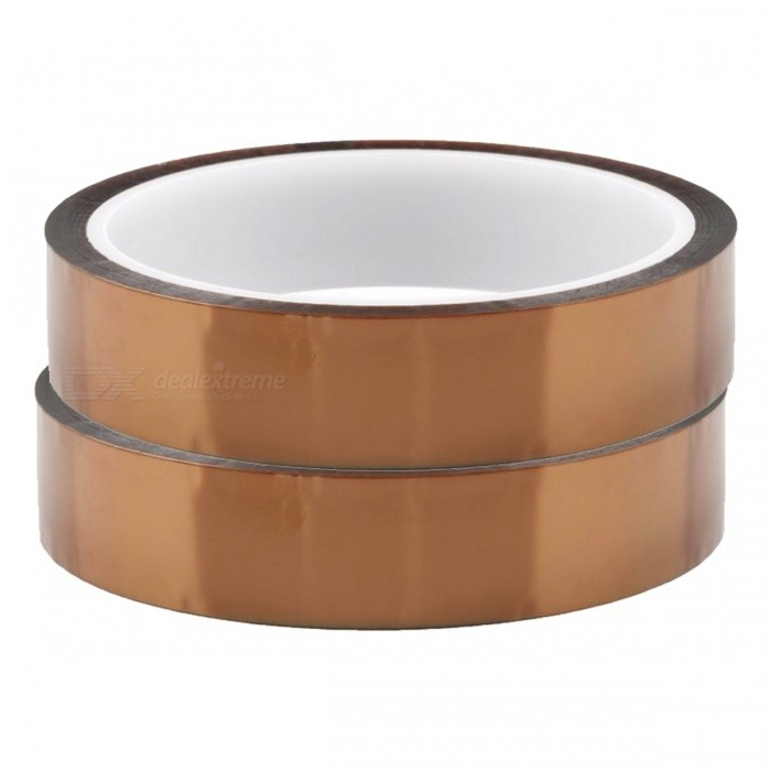 "1.5/"" x 33M 1-1//2/"" x 100ft Kapton Tape High Temperature For BGA Polyimide film"