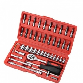ZHAOYAO Car Repair Tool Socket Set, Hardware Tool Kit