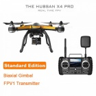 Hubsan X4 Pro H109S 5.8G FPV 3 Axis Gimbal GPS RC Quadcopter with 1080P HD Camera