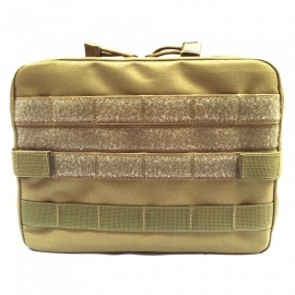 Outdoor Sports Multi-Purpose Tactical Life-saving Medical Pack Bag - Khaki (1L)