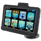 "7.0"" LCD Windows CE 6.0 MT3551 CPU GPS Navigator with USA/Canada Maps 4GB TF Card"