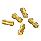 SMA Rounded DIY Connector Plug (5-Pack)