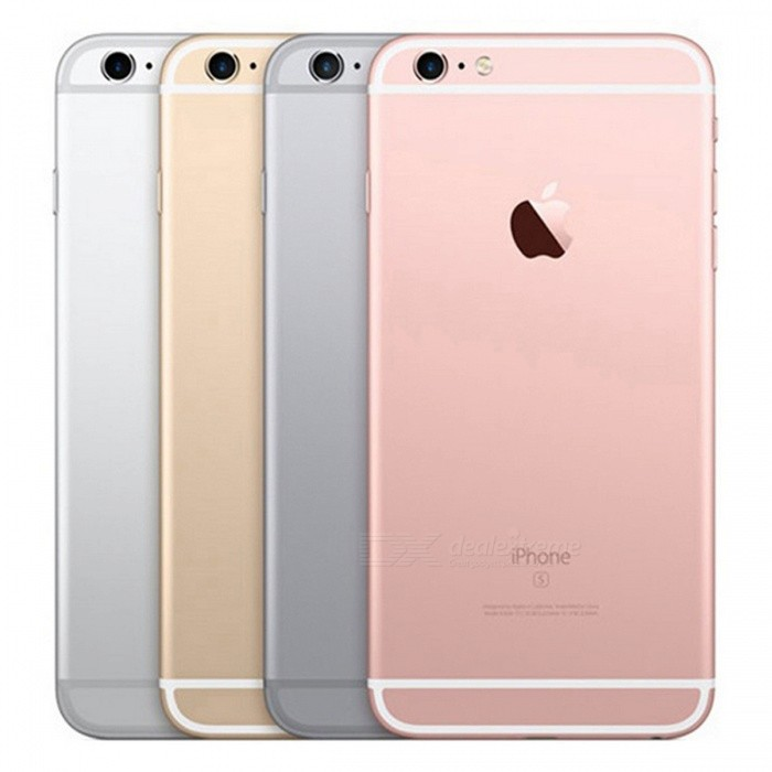 apple iphone 6s plus 16go 64go 128go t l phone portable d bloqu occasion etat correct. Black Bedroom Furniture Sets. Home Design Ideas