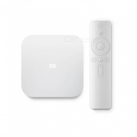 Xiaomi Mi Box 4, Android 7.1 Amlogic Cortex-A53 Quad-Core 64bit TV Box - Chinese Version