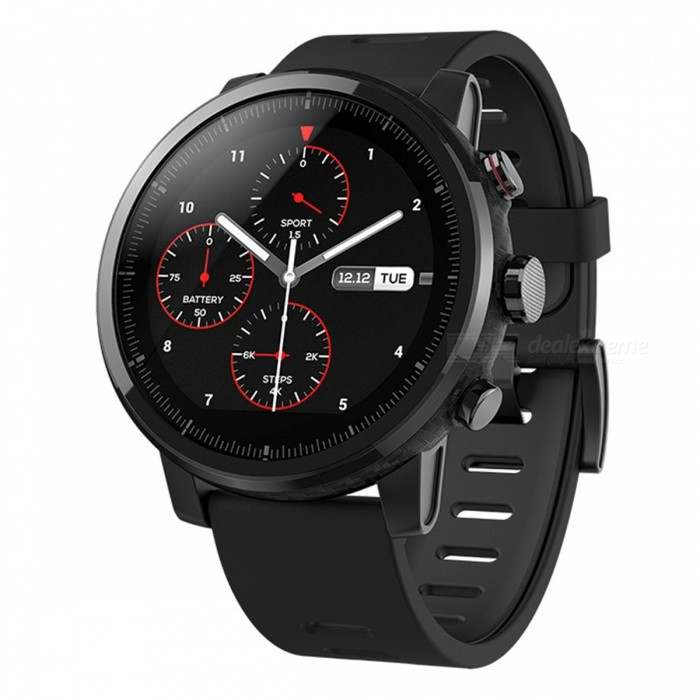 Xiaomi Huami Amazfit Stratos Pace 2 Smart Sports Watch - Black (China Version)