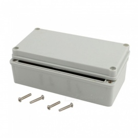 YENISEI 160mm x 80mm x 55mm Dustproof IP65 Junction Box, DIY Case Enclosure