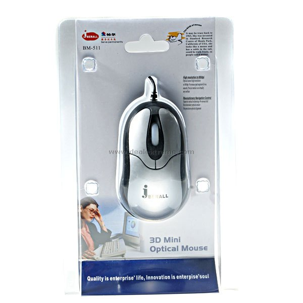 Jberall Simple USB Mouse
