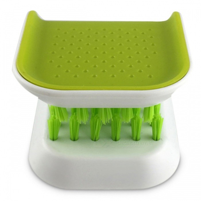 Kitchen Utensils Knife and Fork Cleaning Brush