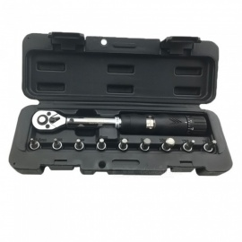 Bicycle Bike Torque Wrench Allen Key Tool Kit (2~14Nm)