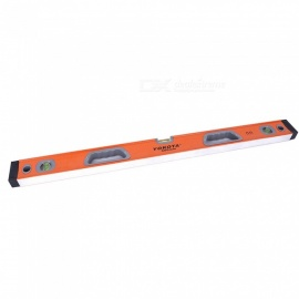 Aluminum Alloy Magnetic Torpedo Level, Measuring Shock Resistant Spirit Level - 60cm