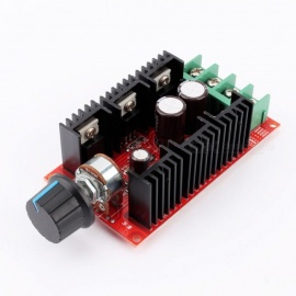 ZHAOYAO 9-50V 2000W 40A PWM DC Motor Current Speed Control Governor Switch Modules (3 PCS)
