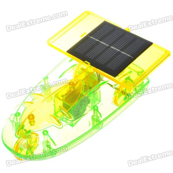 Educational DIY Solar Spacecraft Toy Assembly Kit