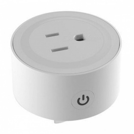 SSA01 Mini Wi-Fi Smart Socket - White (US Plug)